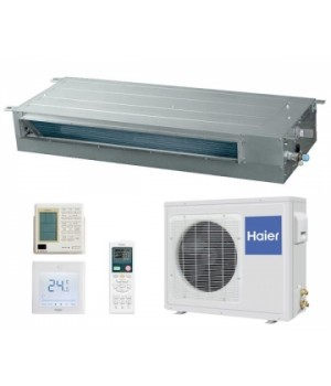 Кондиционер Haier AD24MS1ERA / 1U24GS1ERA